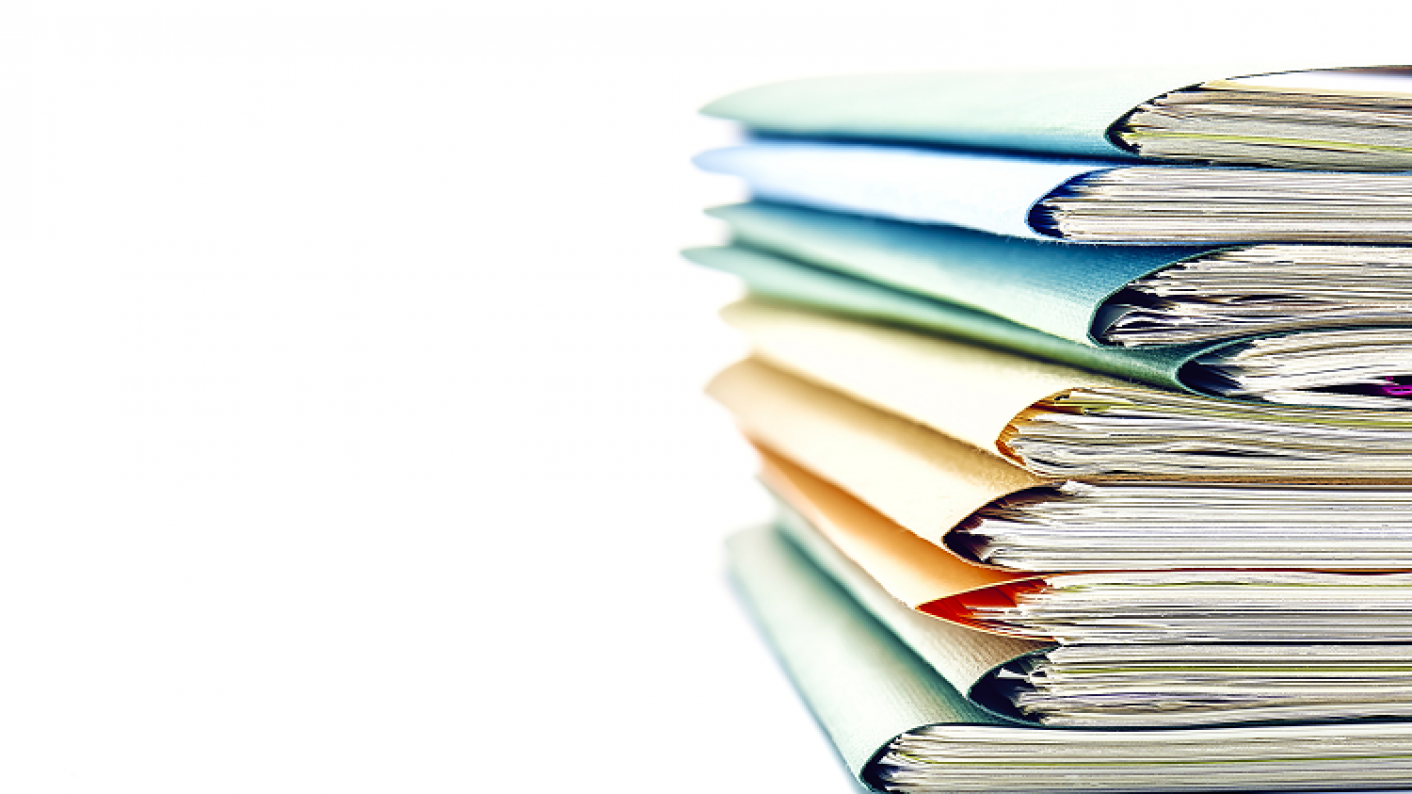 Files Of Planning For The New English GCSE & A-level Specifications