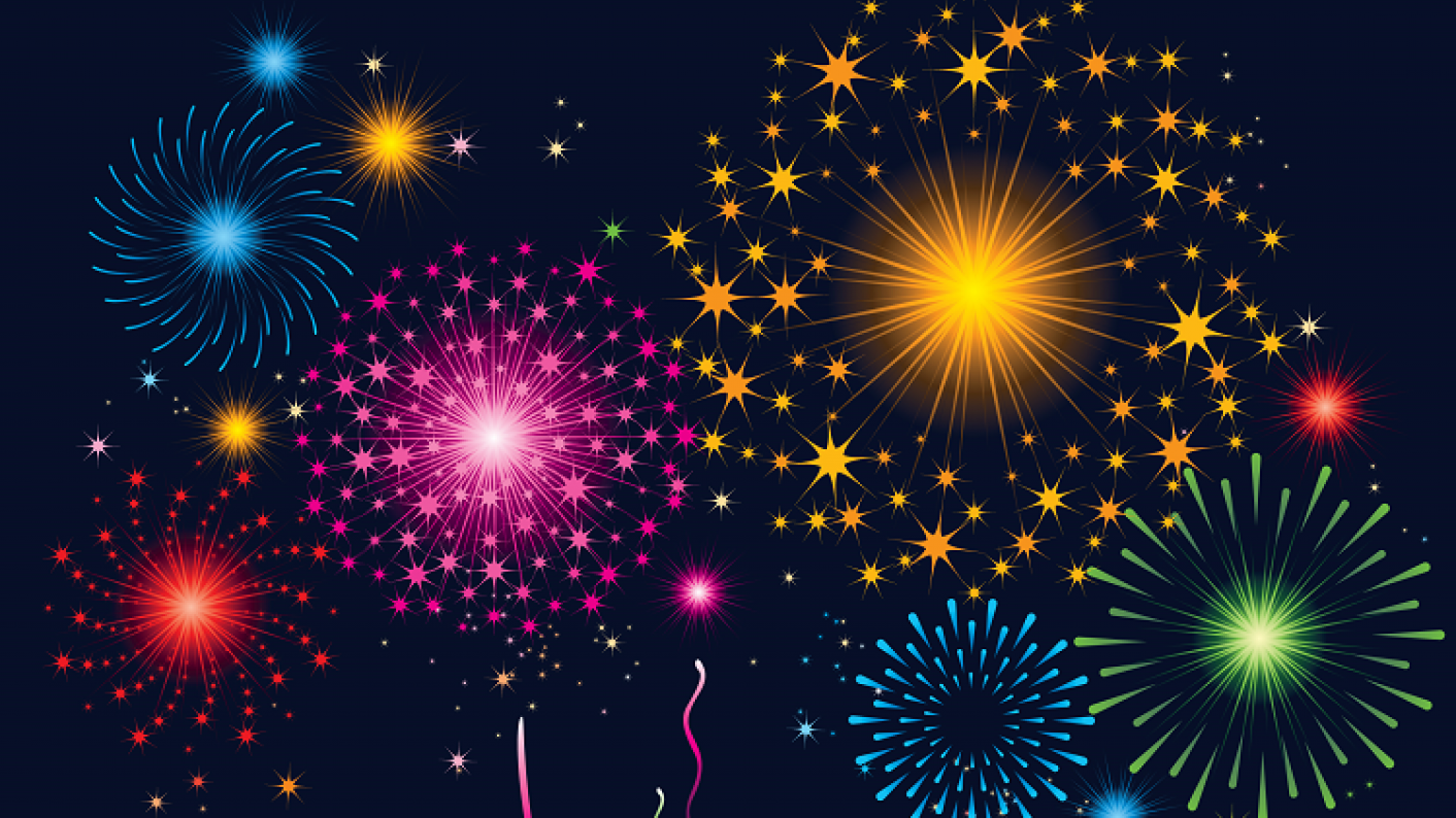 Picture Of Fireworks On Post About Bonfire Night Resources For EYFS & Primary Pupils