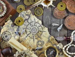 Exploring pirates collection