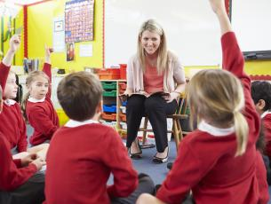 Stimulating reading activities for primary