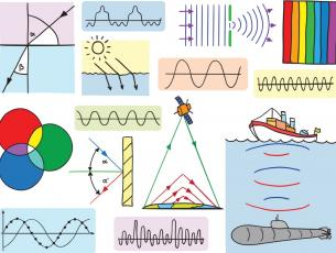 Make waves in science