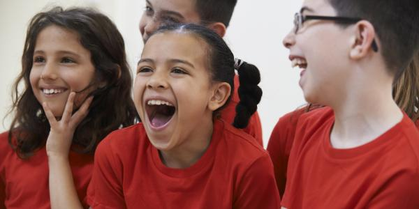 We'd all benefit from more laughter in our classes